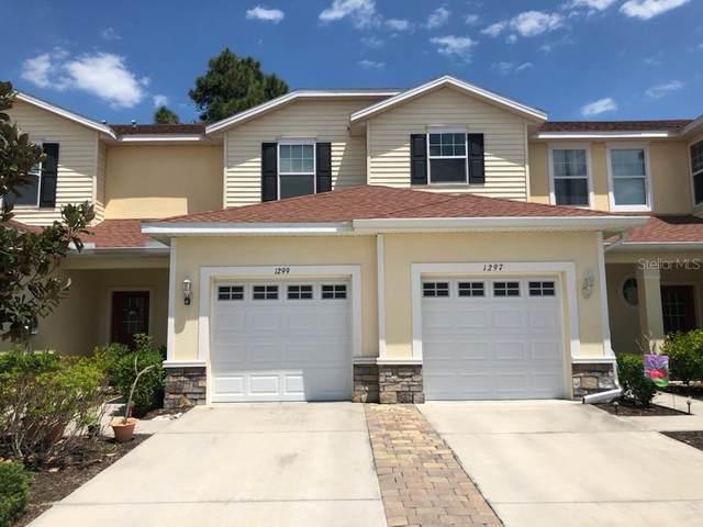 1299 Jonah Drive, North Port, FL 34289 (MLS #C7441253) :: New Home Partners