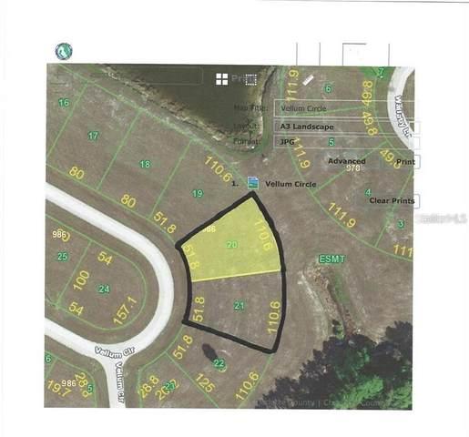 17586 Vellum Circle, Punta Gorda, FL 33955 (MLS #C7441265) :: Vacasa Real Estate