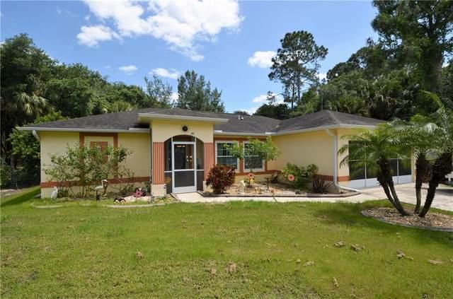 5354 Gaghagen Street, North Port, FL 34291 (MLS #C7441333) :: Keller Williams Realty Peace River Partners