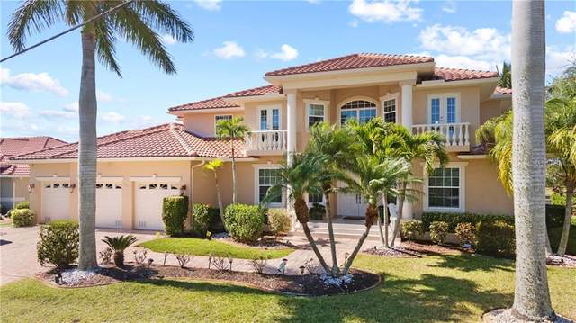627 Brindisi Court, Punta Gorda, FL 33950 (MLS #C7441369) :: Keller Williams Realty Peace River Partners