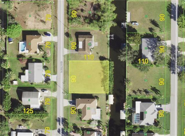 2702 Larkspur Drive, Punta Gorda, FL 33950 (MLS #C7441384) :: The Duncan Duo Team