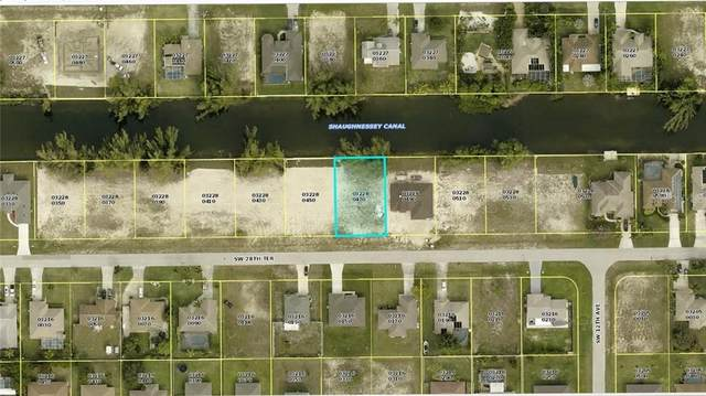 1219 SW 28TH Terrace, Cape Coral, FL 33914 (MLS #C7441389) :: Bridge Realty Group