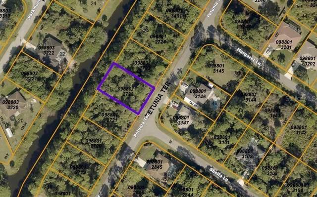 Lot 22 Petunia Terrace, North Port, FL 34286 (MLS #C7441390) :: Vacasa Real Estate