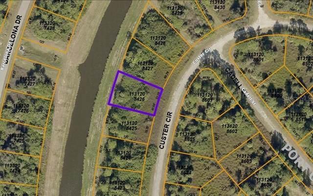 Lot 26 Custer Circle, North Port, FL 34288 (MLS #C7441416) :: The Lersch Group