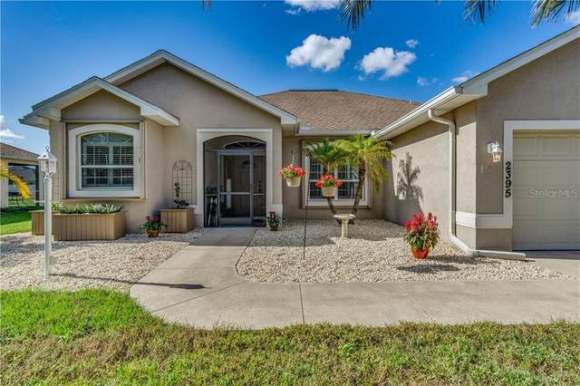 2395 Pan American Blvd, North Port, FL 34287 (MLS #C7441426) :: McConnell and Associates