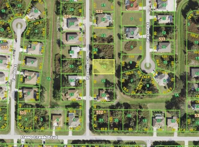 375 Posadas Circle, Punta Gorda, FL 33983 (MLS #C7441430) :: Keller Williams Realty Peace River Partners