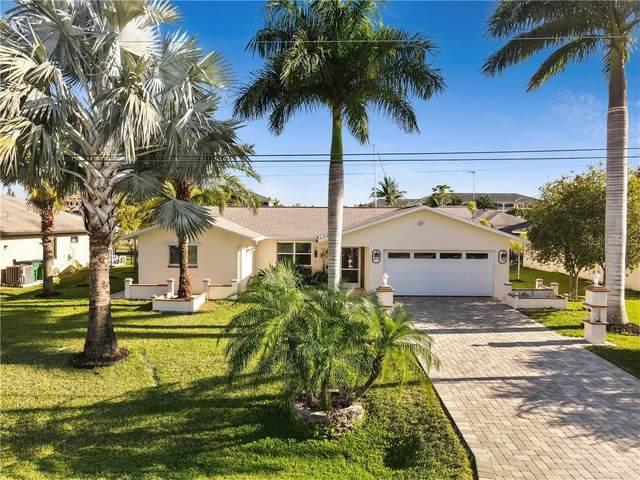 1968 Coral Point Drive, Cape Coral, FL 33990 (MLS #C7441507) :: Armel Real Estate