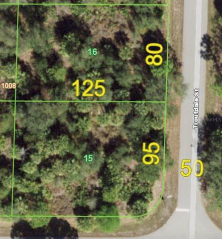 379 & 389 Troutdale Street, Port Charlotte, FL 33954 (MLS #C7441520) :: Dalton Wade Real Estate Group