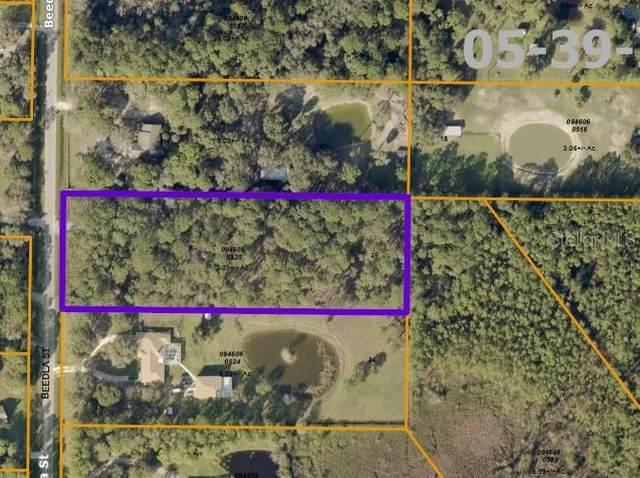 Beedla Street, North Port, FL 34291 (MLS #C7441530) :: Armel Real Estate