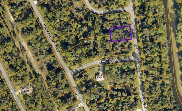Littlefield Lane, North Port, FL 34288 (MLS #C7441534) :: McConnell and Associates