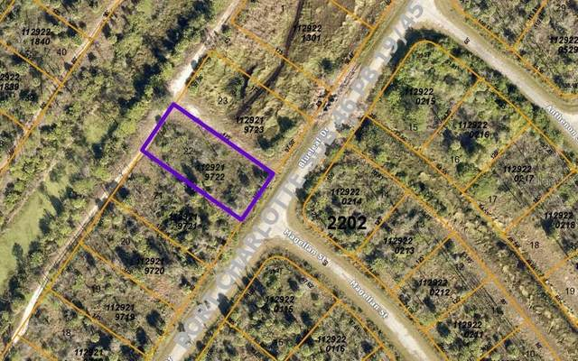 Lot 22 Blueleaf Drive, North Port, FL 34288 (MLS #C7441543) :: The Kardosh Team