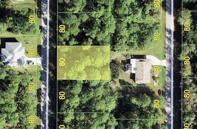 5360 Kasper Street, Port Charlotte, FL 33981 (MLS #C7441546) :: Dalton Wade Real Estate Group