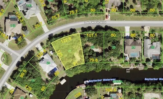 17407 Lake Worth Boulevard, Port Charlotte, FL 33948 (MLS #C7441554) :: Charles Rutenberg Realty