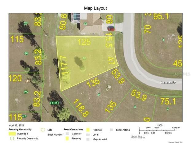 16531 Becasse Drive, Punta Gorda, FL 33955 (MLS #C7441583) :: Pepine Realty