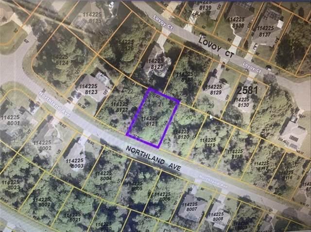 Northland Avenue, North Port, FL 34288 (MLS #C7441597) :: The Lersch Group