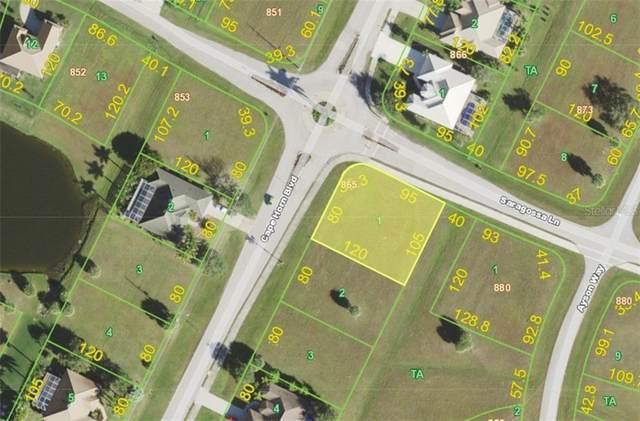 16490 Cape Horn Boulevard, Punta Gorda, FL 33955 (MLS #C7441652) :: The Robertson Real Estate Group