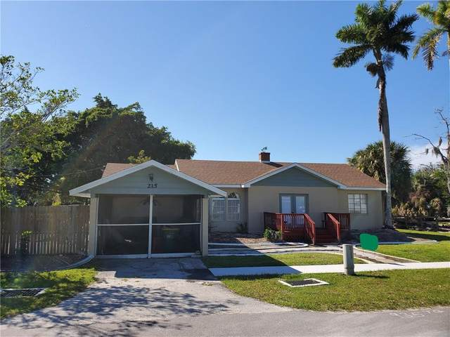 215 Tabor Street, Punta Gorda, FL 33950 (MLS #C7441687) :: The Kardosh Team