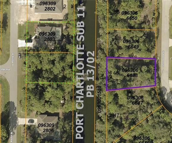 Shorewood Street, North Port, FL 34286 (MLS #C7441722) :: Premium Properties Real Estate Services