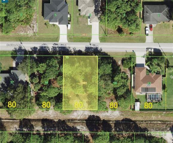 9445 Fruitland Avenue, Englewood, FL 34224 (MLS #C7441736) :: Premium Properties Real Estate Services