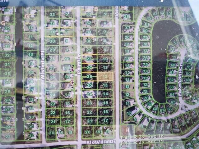 3815 Vasco St, Punta Gorda, FL 33950 (MLS #C7441765) :: Premier Home Experts
