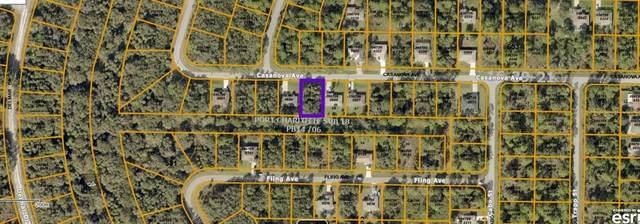 Casanova Avenue, North Port, FL 34291 (MLS #C7441788) :: Premium Properties Real Estate Services