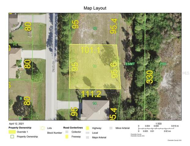 25815 Prada Drive, Punta Gorda, FL 33955 (MLS #C7441798) :: Armel Real Estate