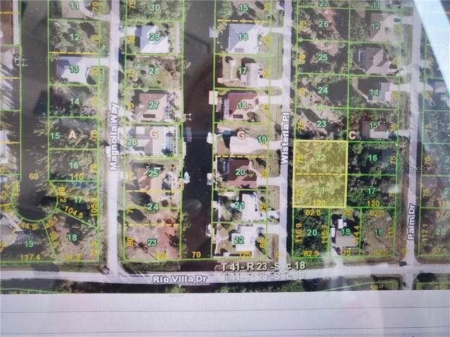 3920 Wisteria Pl, Punta Gorda, FL 33950 (MLS #C7441807) :: Premier Home Experts