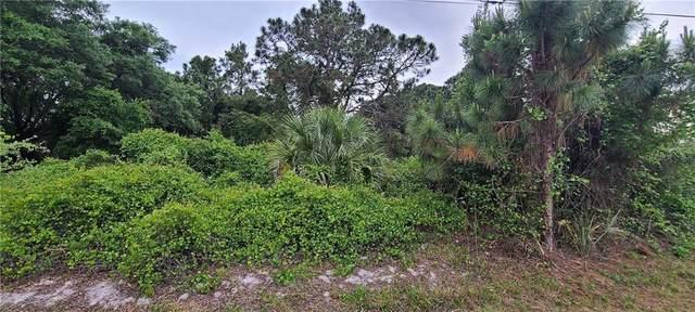 Dolomite Avenue, North Port, FL 34287 (MLS #C7441838) :: Southern Associates Realty LLC