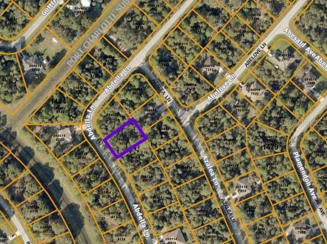 Abdella Lane, North Port, FL 34291 (MLS #C7441870) :: Lockhart & Walseth Team, Realtors
