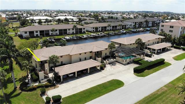 208 Lewis Circle A4, Punta Gorda, FL 33950 (MLS #C7441876) :: Sarasota Property Group at NextHome Excellence