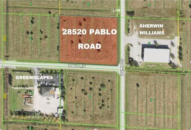 28520 Pablo Road, Punta Gorda, FL 33982 (MLS #C7441898) :: RE/MAX Marketing Specialists
