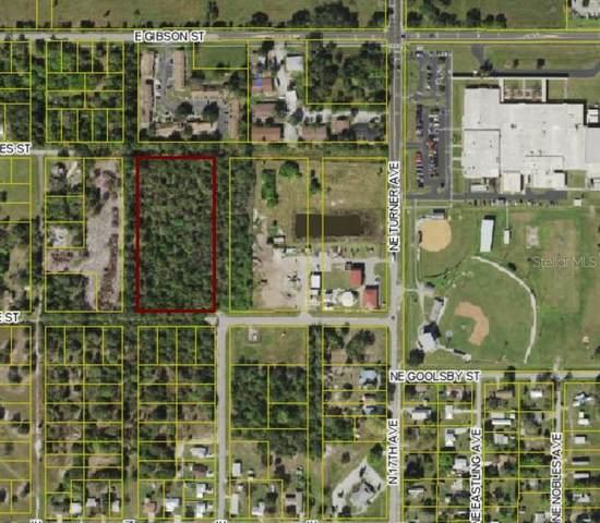 N Seventeen Avenue, Arcadia, FL 34266 (MLS #C7441916) :: Armel Real Estate
