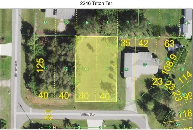 2246 Triton Terrace, Punta Gorda, FL 33983 (MLS #C7441948) :: Sarasota Property Group at NextHome Excellence
