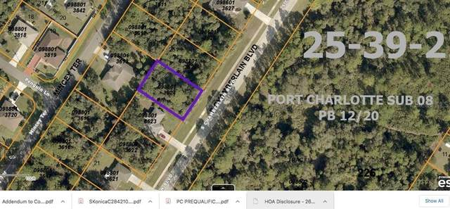 S Chamberlain Boulevard, North Port, FL 34286 (MLS #C7441959) :: Armel Real Estate
