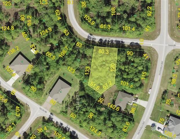 8514 Ashboro Circle, Port Charlotte, FL 33981 (MLS #C7441968) :: Team Bohannon Keller Williams, Tampa Properties
