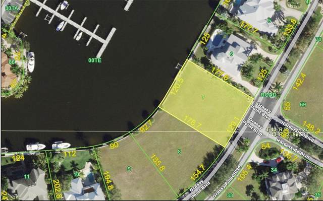 4481 Grassy Point Boulevard, Port Charlotte, FL 33952 (MLS #C7441972) :: The Lersch Group