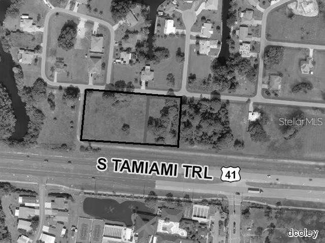 Lots 14-19 Tamiami Trail Lots 14-19, North Port, FL 34287 (MLS #C7441992) :: Sarasota Home Specialists