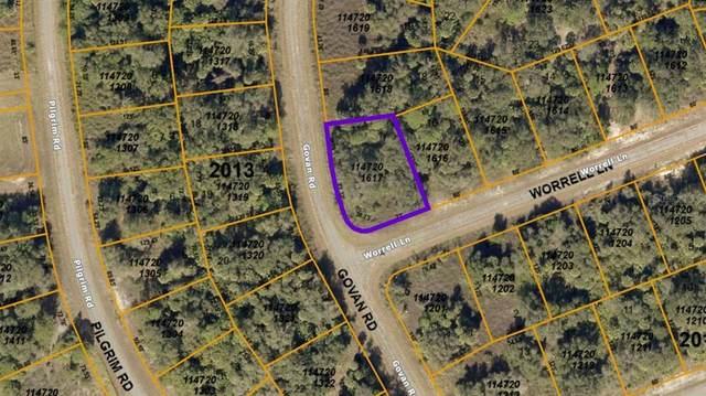 Worrell Lane, North Port, FL 34288 (MLS #C7442009) :: Vacasa Real Estate