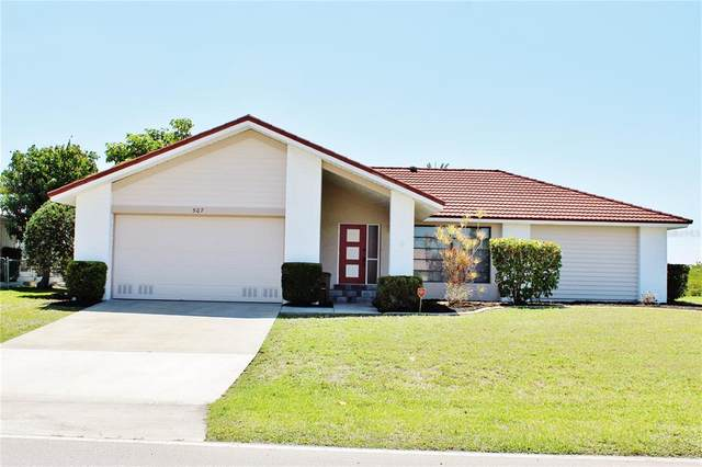 507 Macedonia Drive, Punta Gorda, FL 33950 (MLS #C7442011) :: RE/MAX Local Expert