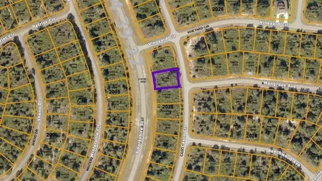 Casco Circle, North Port, FL 34288 (MLS #C7442020) :: Vacasa Real Estate