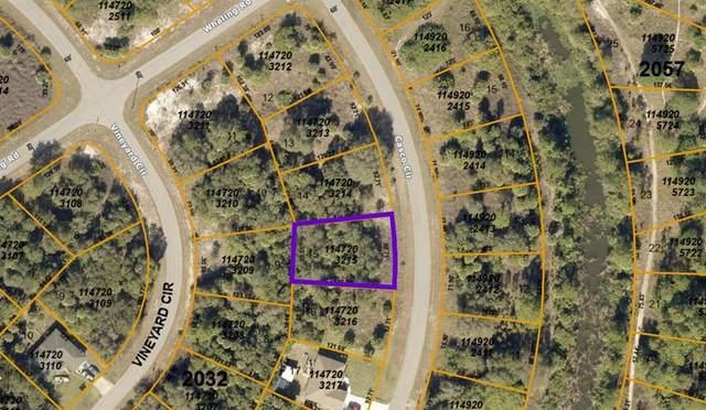 Casco Circle, North Port, FL 34288 (MLS #C7442026) :: Vacasa Real Estate