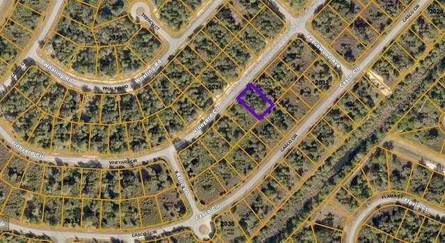 Vineyard Circle, North Port, FL 34288 (MLS #C7442028) :: Vacasa Real Estate