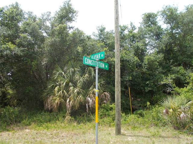 Lots 1 & 2 Kayak Rd., North Port, FL 34291 (MLS #C7442046) :: Rabell Realty Group