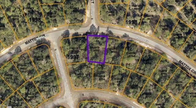 Mattox Circle, North Port, FL 34288 (MLS #C7442098) :: Vacasa Real Estate