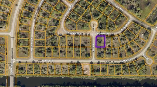 Twisdale Circle, North Port, FL 34288 (MLS #C7442104) :: Memory Hopkins Real Estate