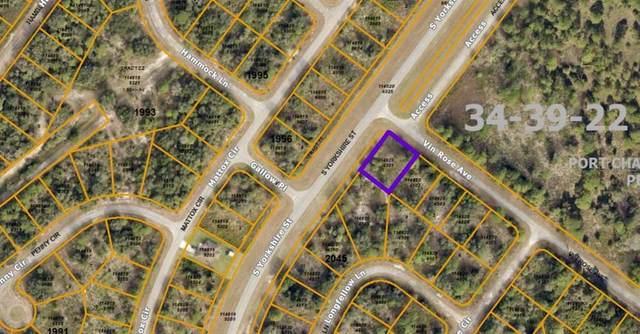 Vin Rose Avenue, North Port, FL 34288 (MLS #C7442105) :: Memory Hopkins Real Estate