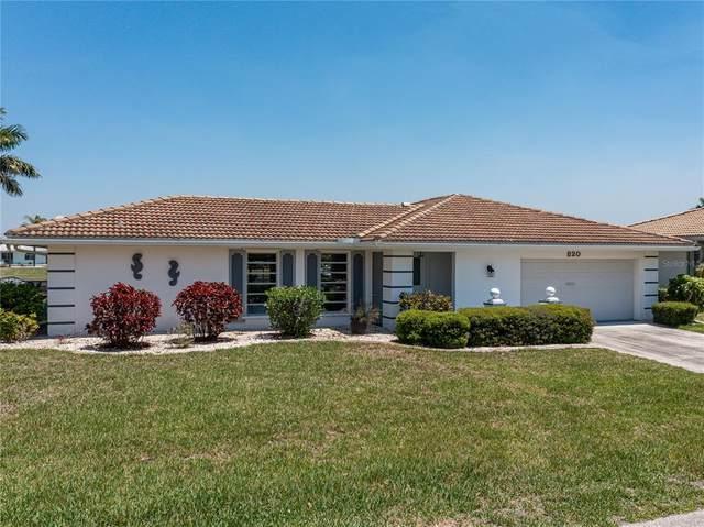 820 Pamela Drive, Punta Gorda, FL 33950 (MLS #C7442119) :: Medway Realty