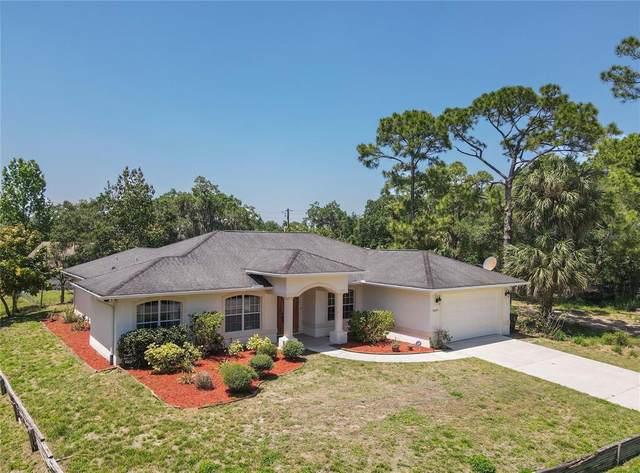 5491 Alibi Terrace, North Port, FL 34286 (MLS #C7442138) :: Premier Home Experts