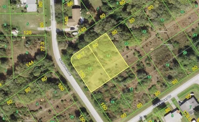 5415 N Fairway Drive, Punta Gorda, FL 33982 (MLS #C7442149) :: The Hesse Team