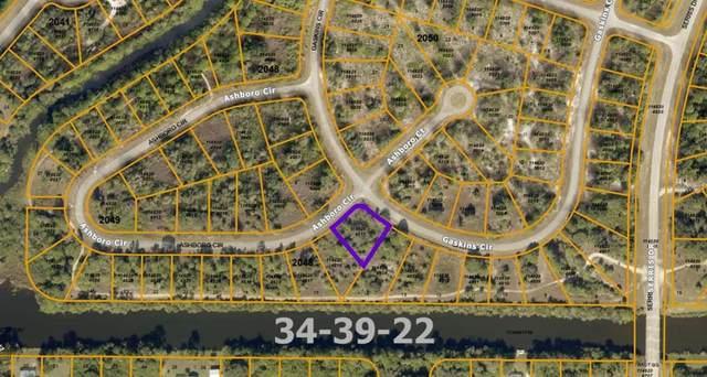 Ashboro Circle, North Port, FL 34288 (MLS #C7442164) :: Armel Real Estate